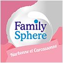 Family Sphere à Narbonne et Carcassonne