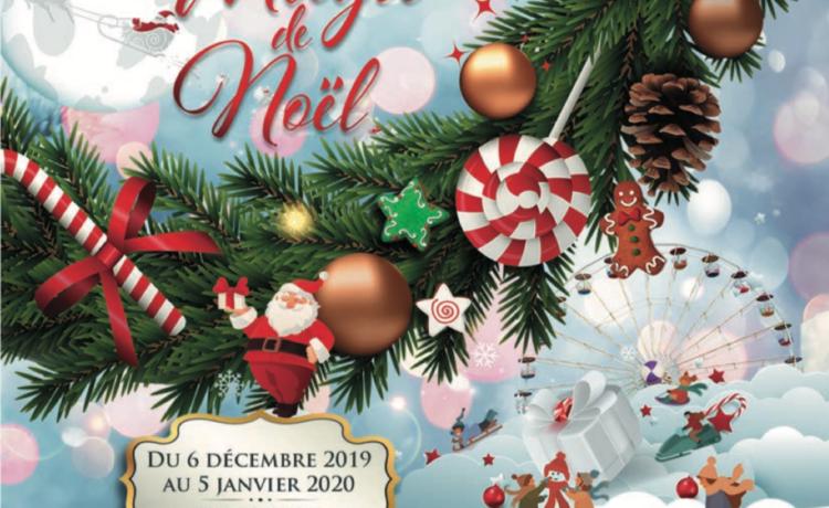 Carcassonne Noël du 6 décembre 2019 au 5 janvier 2020